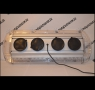 Светодиодная световая минибалка LBMN-E403-4