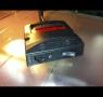 Светодиодная световая балка LBUT-E202, красно-синяя