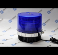 Проблесковый маячок BL9F-T25, синий