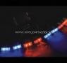 Стробоскопы под решётку GRLI-8x2CL, красно-синие